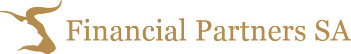 Logo complet Financial Partners SA