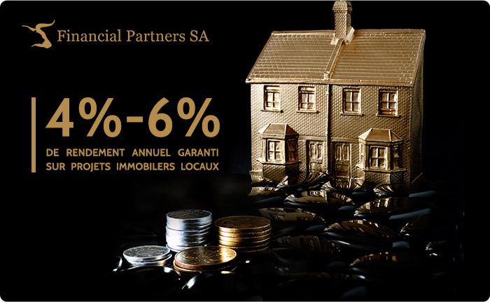 illustration SafeImmo investir dans l'immobilier en suisse