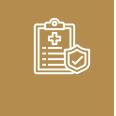 Icône assurance maladie Financial Partners