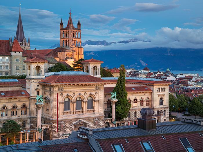 Photo Lausanne Vaud Suisse